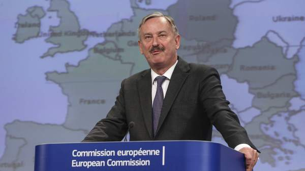 Siim Kallas, vicepresidente de la CE