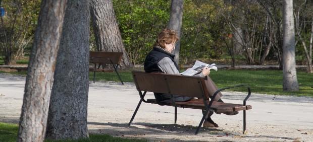 Vivir con más zonas verdes alrededor contribuye a una mejor capacidad física en la vejez