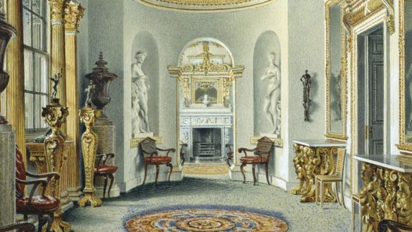 William Kent: artista todoterreno, creador del jardín inglés y de la ...