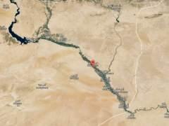 Al menos 47 muertos por bombardeos en zonas controladas por Estado Islámico en Siria