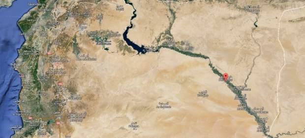 Estado Islámico gana terreno al régimen de Al Asad en Deir al Zur