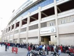 El Ayuntamiento de Madrid aprueba la demolición del Calderón