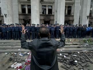 Aumenta la tensión en Ucrania