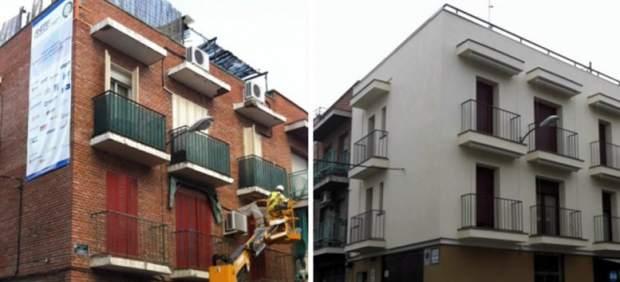 Rehabilitación de un edificio