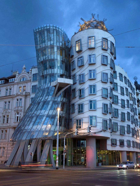 Fotos las obras m s espectaculares de frank gehry im genes for Arquitectos y sus obras