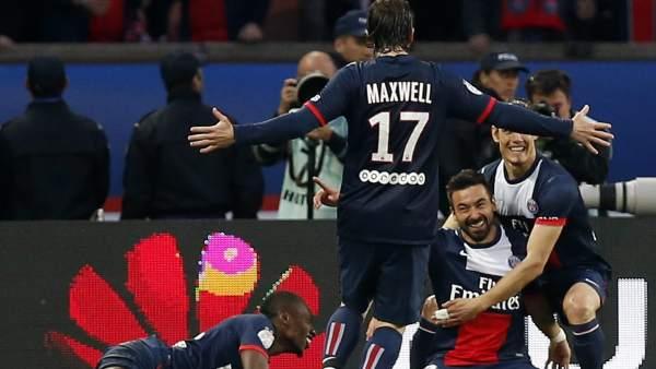 Gol del PSG