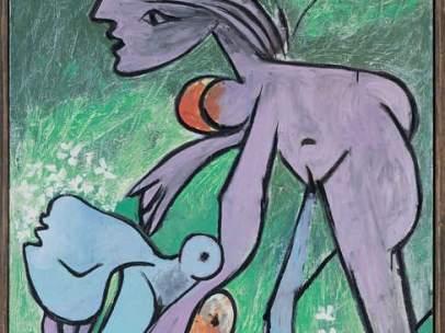 'Le sauvetage' de Picasso