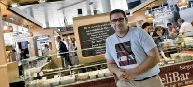 El chef Dani García