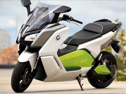 BMW presenta en Barcelona su primer scooter 100% eléctrico