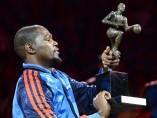 Kevin Durant, MVP de la temporada regular en la NBA