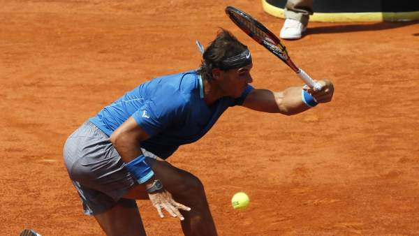 Rafa Nadal gana a JarkkoNieminen en Madrid
