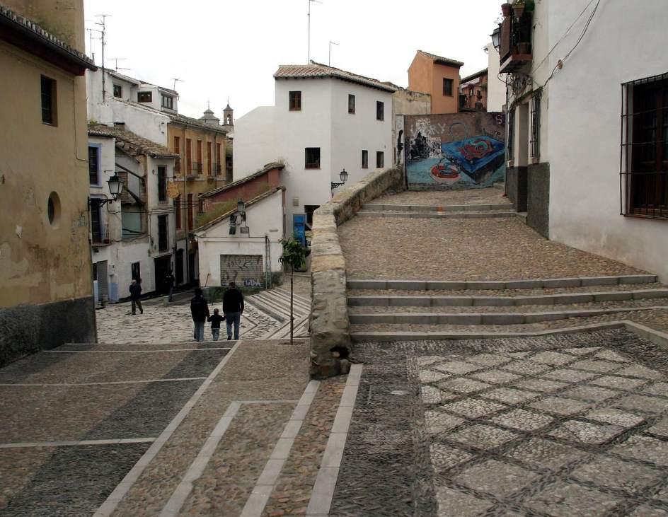 La casa greda de granada ser un centro social y cultural for La casa de granada en madrid