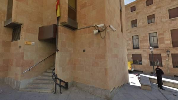 Comisaría de policía de Salamanca