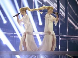 Las gemelas Tolmachevy (Rusia)