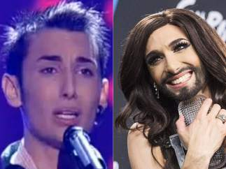 Thomas Neuwirth es Conchita Wurst