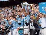 El Manchester City, campeón