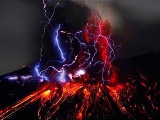 Crater del Sakurajima