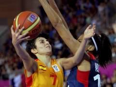 La jugadora de baloncesto Alba Torrens