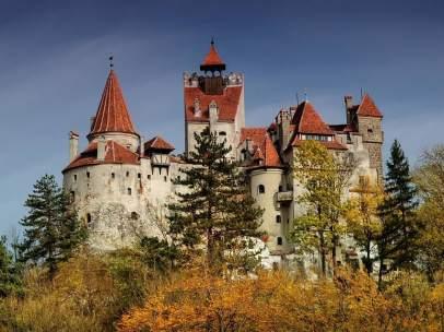 """Castillo Bran, el """"castillo de Drácula"""""""