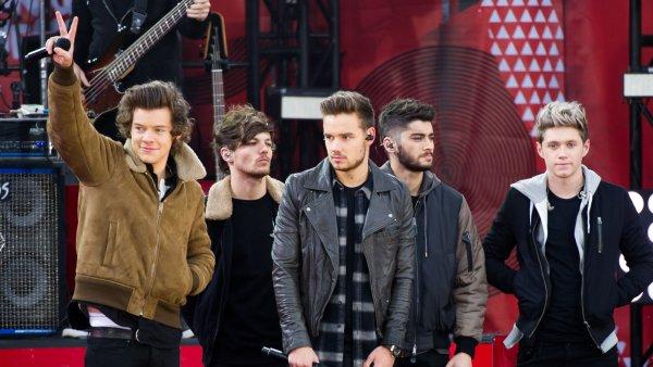 One Direction en Nueva York