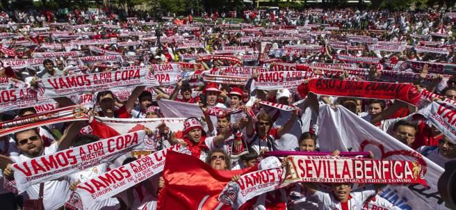 Sevilla invade Turín