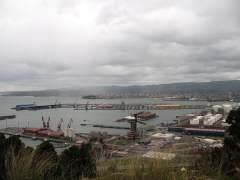El Puerto de El Musel