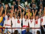 Sevilla levanta la Copa