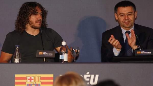 El adiós del gran capitán del Barça