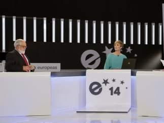 Debate de las elecciones europeas