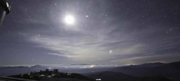 La belleza del cosmos en Ultra HD