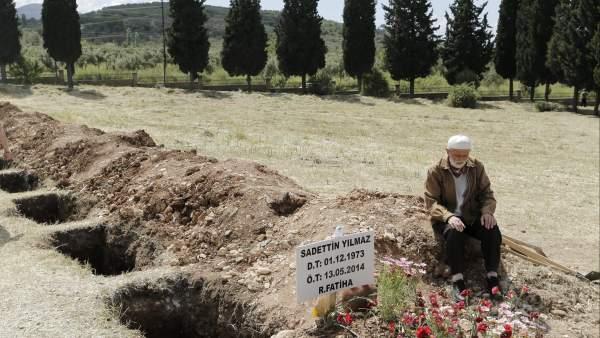 Tragedia en la minería turca