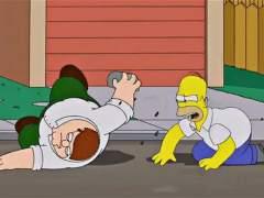 Peter y Homer