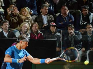 Nadal derrota a Murray en Roma