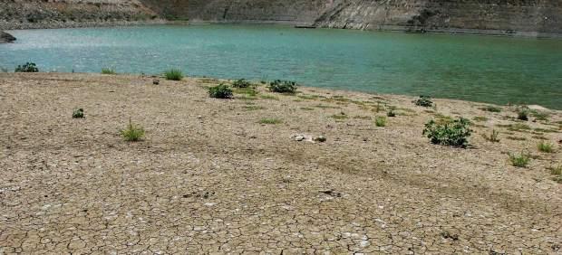 Sequía en el sur de España