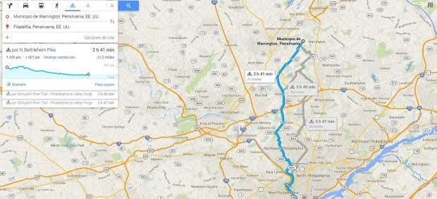 Google se acuerda de los ciclistas en la nueva actualización de Maps