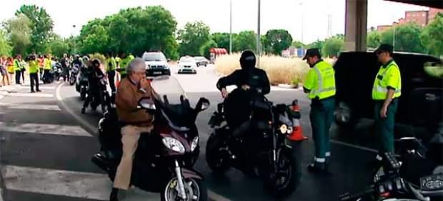 La DGT vigilará a los motoristas