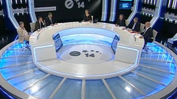 Debate a seis en TVE
