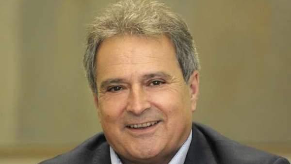 Alfonso Rus, presidente de la Diputación de Valencia