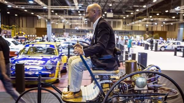 Salón del Automóvil en IFEMA