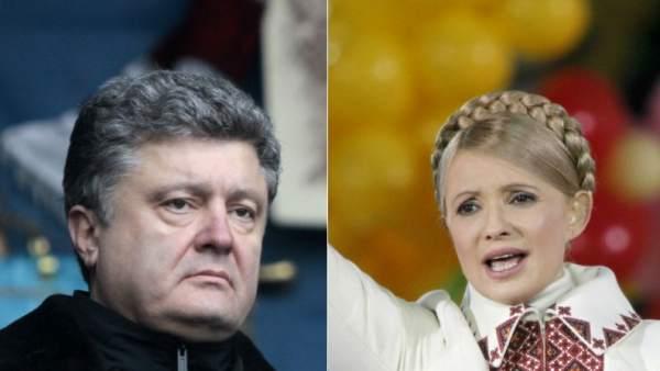 Candidatos ucranianos