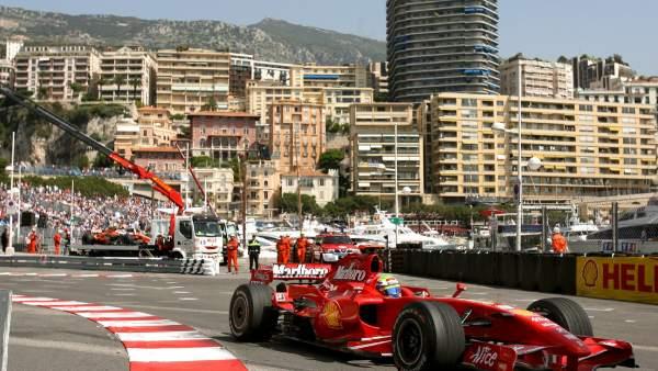 Gran Premio de Mónaco de 2007