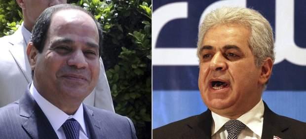 El candidato presidencial Al Sisi obtiene el 94,5% de los votos de los egipcios en el extranjero