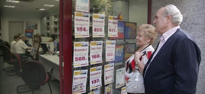 Pensionistas IMSERSO