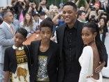Will Smith y su familia