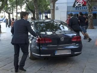 Ataque al coche de Montoro y Sánchez-Camacho