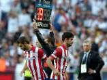 Costa se va de la Champions