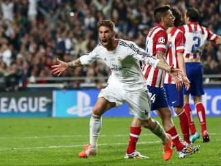 Ramos, el héroe del Real Madrid