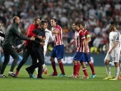 Diego Simeone, expulsado