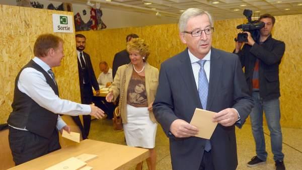 Jean-Claude Juncker, candidato del PPE