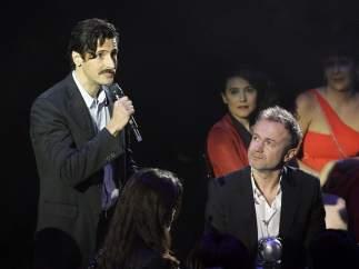 Juan Diego Botto triunfa en los Max